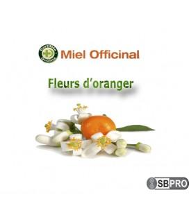Miel Officinal fleur d'oranger
