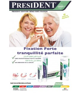 PRESIDENT CLINICAL DENTURE
