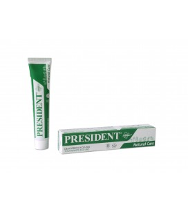 Dentifrice PRESIDENT ECO BIO 50ml