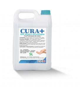 CURA+ Gel hydro-alcoolique 5L