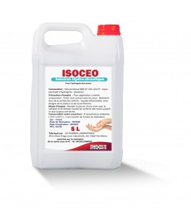 ISOCEO Solution hydro-alcoolique 5L