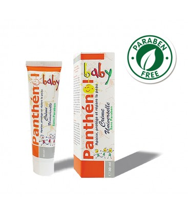 PANTHENOL Baby -Crème universelle 30 ml- Sans Paraben