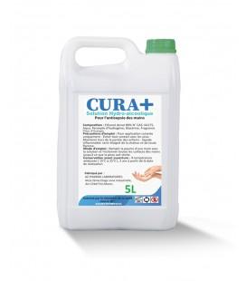 CURA+ Solution hydro-alcoolique 5L