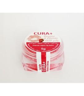 CURA + BAUME A LEVRES - FRAISE